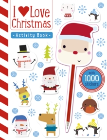 I Love Christmas, Paperback Book