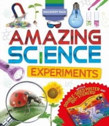 Amazing Science Experiments, Hardback Book