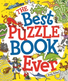 The Best Puzzle Book Ever, Paperback / softback Book
