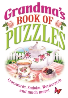 Grandma's Book of Puzzles, Paperback / softback Book