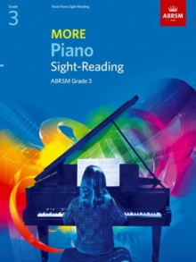 More Piano Sight-Reading, Grade 3, Sheet music Book