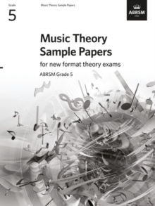 Music Theory Sample Papers - Grade 5, Book Book