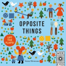 Opposite Things, Hardback Book