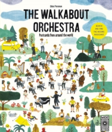 The Walkabout Orchestra : Postcards from around the world, Hardback Book