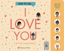 How to Say I Love You in 5 Languages, Board book Book