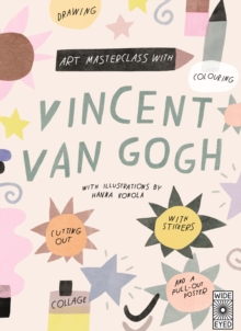 Art Masterclass with Van Gogh, Paperback Book