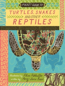 Pocket Guide to Turtles, Snakes and other Reptiles, Hardback Book