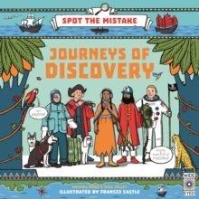 Spot the Mistake: Journeys of Discovery, Hardback Book
