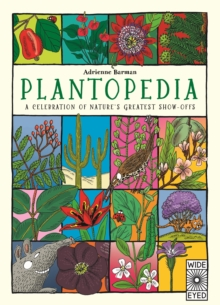 Plantopedia : Welcome to the Greatest Show on Earth, Hardback Book