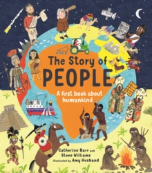 The Story of People, Hardback Book