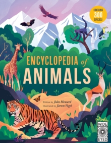 Encyclopedia of Animals, Hardback Book