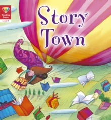 Reading Gems: Story Town (Level 1), Paperback / softback Book