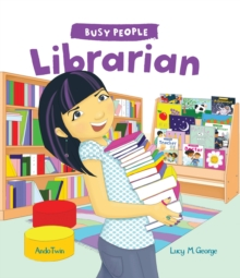 Busy People: Librarian, Paperback / softback Book