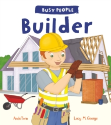 Busy People: Builder, Paperback / softback Book