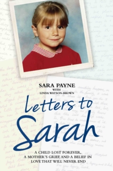 Letters to Sarah, Paperback Book