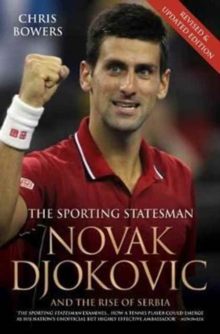 Novak Djokovic, Paperback / softback Book