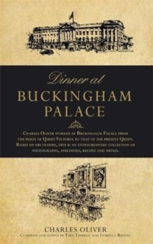 Dinner At Buckingham Palace, Hardback Book
