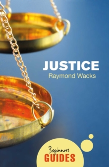 Justice : A Beginner's Guide, EPUB eBook