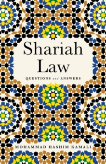 Shariah Law : Questions and Answers, Paperback Book
