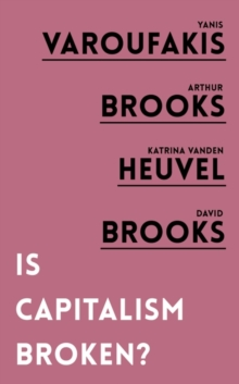 Is Capitalism Broken?, Paperback / softback Book