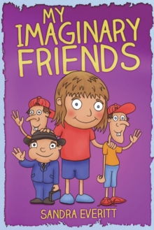 My Imaginary Friends, Paperback Book