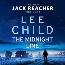 The Midnight Line : (Jack Reacher 22), CD-Audio Book