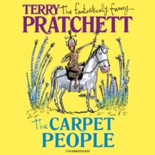 The Carpet People, CD-Audio Book