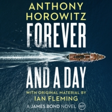 Forever and a Day, CD-Audio Book