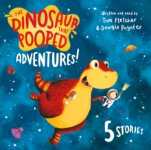The Dinosaur That Pooped Adventures!, CD-Audio Book
