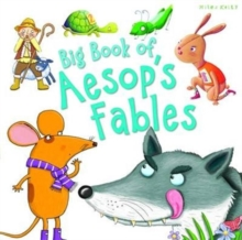 Big Book of Aesop's Fables, Paperback Book