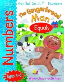 Get Set Go Numbers: the Gingerbread Man - Equals, Paperback Book