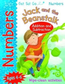 Get Set Go Numbers: Jack and the Beanstalk - Addition and Subtraction, Paperback Book