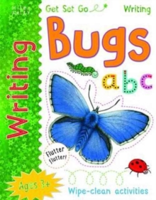 Get Set Go Writing: Bugs, Paperback Book