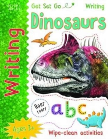 GSG Writing Dinosaurs, Paperback / softback Book