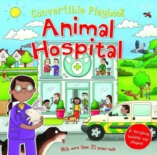 Convertible Playbook: Animal Hospital, Hardback Book