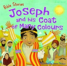 Bible Stories: Joseph and His Coat of Many Colours, Paperback / softback Book