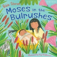 Bible Stories: Moses in the Bulrushes, Paperback Book