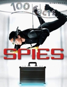 100 FACTS SPIES, Paperback Book