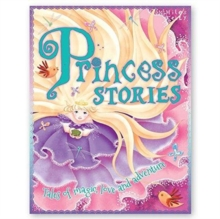 PRINCESS STORIES, Paperback Book