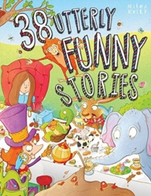 38 UTTERLY FUNNY STORIES, Paperback Book