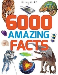 6000 AMAZING FACTS, Paperback Book
