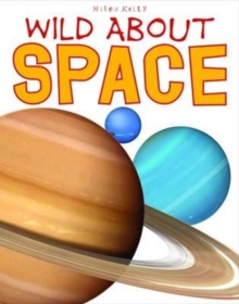 Wild About Space, Hardback Book