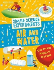 Simple Science Experiments: Air and Water, Paperback / softback Book