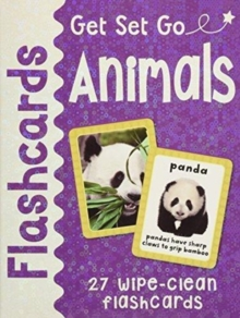 Get Set Go: Flashcards - Animals, Paperback / softback Book