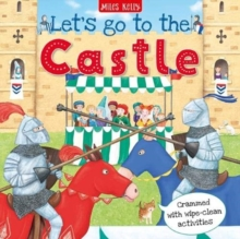 Let's go to the Castle, Hardback Book