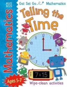 Get Set Go: Mathematics - Telling the Time, Paperback / softback Book