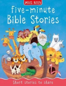 Five-minute Bible Stories, Paperback / softback Book