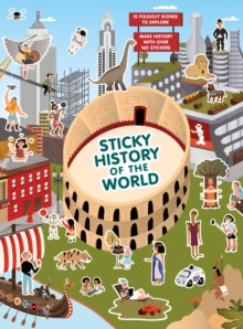Sticky History of the World, Paperback Book