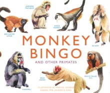 Monkey Bingo : And Other Primates, Game Book