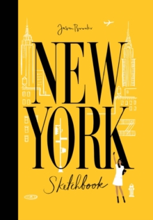 New York Sketchbook, Hardback Book